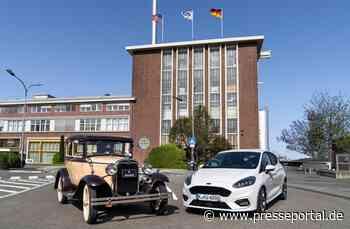 Ford-Jubiläum: 90 Jahre 'Made in Cologne' - Presseportal.de