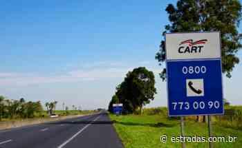 Vicinal recebe obras em Santa Cruz do Rio Pardo (SP), neste sábado (8) - Estradas
