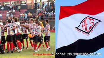 O famoso time que representa Santa Cruz do Rio Pardo há 90 anos - Solutudo - A Cidade em Detalhes