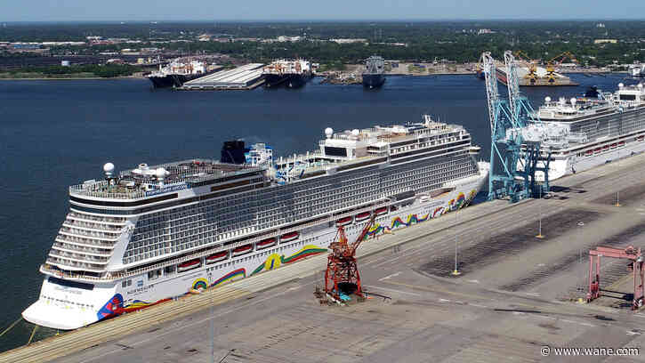Norwegian Cruise Line threatens to skip Florida ports over governor's order