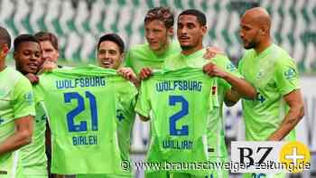 Josip Brekalo schießt VfL Wolfsburg mit drei Toren zum Sieg