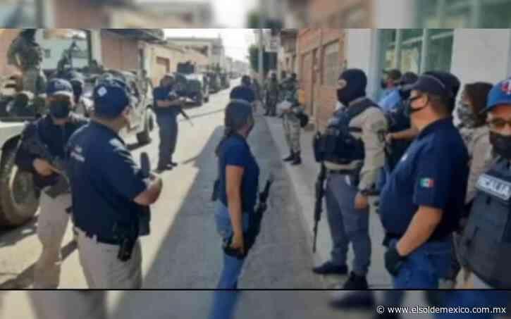 Capturan al exsubdirector de la policía de Acatic, Jalisco por desaparición de familia - El Sol de México