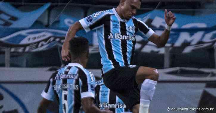 A dúvida do Grêmio para enfrentar o Caxias - GZH