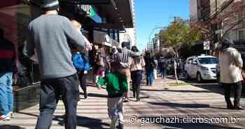 Tempo seco com frio faz comércio de Caxias do Sul prever Dia das Mães melhor do que no ano passado | Pioneiro - GauchaZH