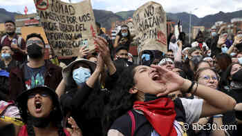 What's happening in Colombia? What to know about violent week of protests