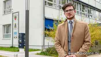 Gemeindevertretung in Egelsbach: Marcel Anthes (CDU) ist das jüngste Mitglied - op-online.de