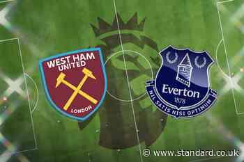 West Ham vs Everton: Premier League prediction, TV channel, team news, live stream, h2h results, odds