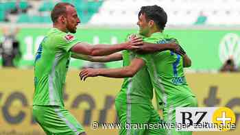 Brekalo sticht beim VfL Wolfsburg mit drei Toren heraus