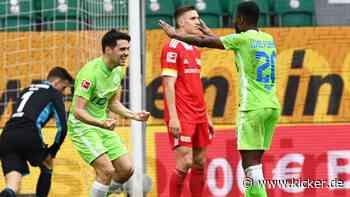 Brekalos Dreierpack lässt Wolfsburg weiter von der Champions League träumen - kicker