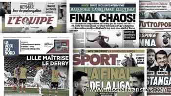 "Juve träumt von Zidane | Champions League-Finale im ""Chaos"" - FussballTransfers.com"