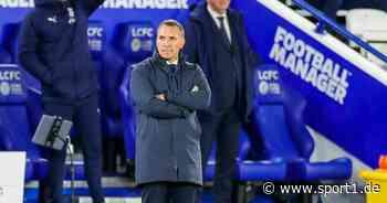 Leicester patzt im Champions-League-Rennen - SPORT1
