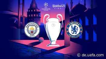 Finale: Manchester City trifft auf Chelsea | UEFA Champions League - UEFA.com