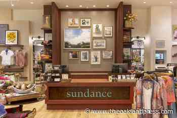 Robert Redford's Sundance store opens in metro Detroit - The Oakland Press
