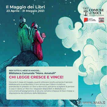 Noci: Il Maggio dei Libri della Biblioteca comunale - ANCI Puglia - Agenzia ANSA