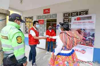 Jauja: Mimp inaugura nuevas instalaciones de un CEM para atención de casos de violencia - El Peruano