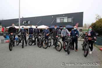 Bedwing de Edegemse bergen voortaan met de elektrische mountainbike