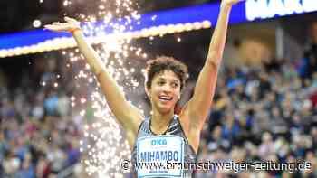 Saisonstart: Weitsprung-Weltmeisterin Mihambo glänzt im Sprint