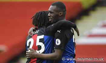 Christian Benteke and Eberechi Eze confirm Crystal Palace's Premier League safety