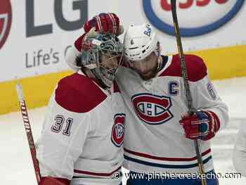 Canadiens at Maple Leafs: Five things you should know - Pincher Creek Echo