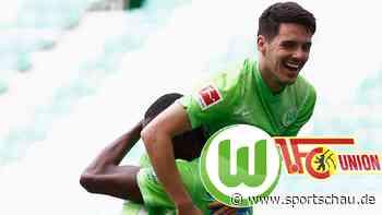 VfL Wolfsburg gegen 1. FC Union Berlin 3:0 , 32. Spieltag
