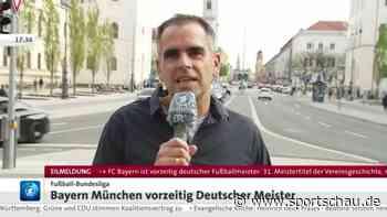 """Christoph Nahr berichtet aus München: """"Es wird nicht gefeiert"""""""