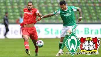 Werder Bremen gegen Bayer Leverkusen: 0:0, 32. Spieltag