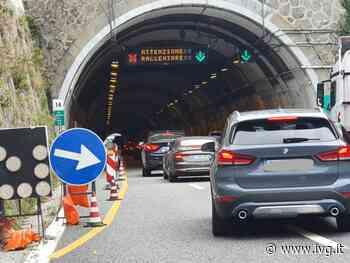Autostrade, in A10 rimosse deviazione di carreggiata tra Varazze e Albisola e chiusure degli svincoli di Celle - IVG.it