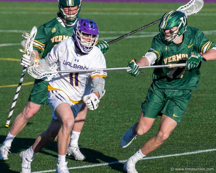 UAlbany men's lacrosse loses in America East championship game
