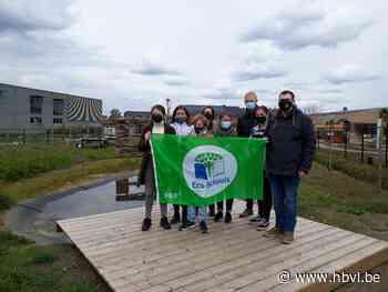 Biotechnicum is de enige secundaire Eco-school in Limburg - Het Belang van Limburg