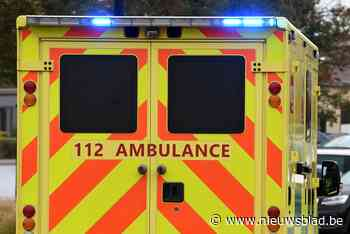 Twee 16-jarigen gewond na aanrijding in Bocholt - Het Nieuwsblad