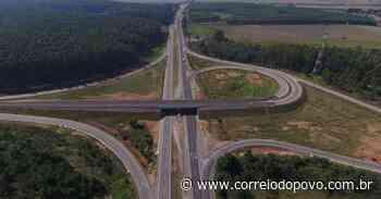 Liberado trânsito na interseção de acesso a Charqueadas na BR 290 - Jornal Correio do Povo
