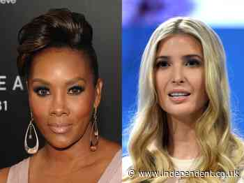 Ivanka Trump made 'racial insult' on Celebrity Apprentice, Vivica A Fox says