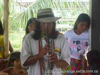 La ONIC rechazó homicidio del Jaibaná Rafael Domicó Carupia, en Dabeiba [VIDEO] - Extra Bucaramanga
