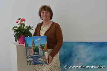 Kunstenares Nancy (57) verloor haar dochter, maar vond troos... (Zulte) - Het Nieuwsblad