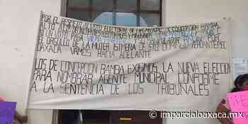 Truenan contra Vilma en Tehuantepec - El Imparcial de Oaxaca