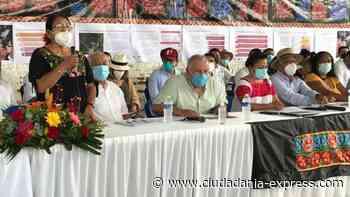 Decidirán comunidades Polos de Desarrollo en Istmo de Tehuantepec - Ciudadania Express