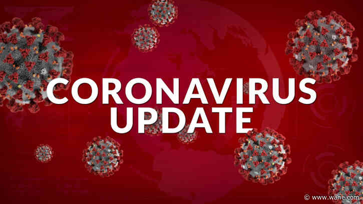 Indiana reports 1,056 new virus cases, 8 more deaths