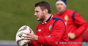 Paul Grayson column: Why Dan Biggar can be mane man for Lions in South Africa - Mirror Online
