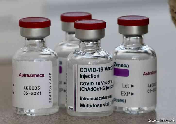 Vaccino Covid Caserta, prenotazioni Astrazeneca per over 18 esaurite in 3 ore nel Click Day - Fanpage.it