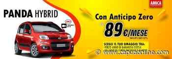 Caserta. Concessionaria Amica – Gruppo Palmesano. Imperdibile!!! Gamma Panda da 89€ al mese!!! - Capuaonline.com