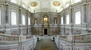 Reggia di Caserta, concluso il restauro dello Scalone Reale dopo un anno - ilmattino.it