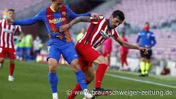 Primera Division: Atlético hält Barça auf Distanz - Chance für Real