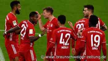Leipzig patzt: Bayern München zum 31. Mal deutscher Meister