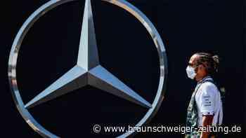 Formel 1: Hamilton holt 100. Pole Position seiner Karriere