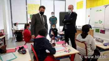 Zu kompliziert: Macrons Schulminister stoppt Gender-Sprache - BILD
