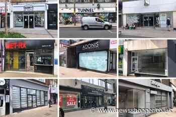 More than 20 shops lie empty as Bromley High St emerges from the pandemic - News Shopper