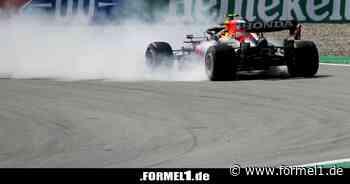 """Sergio Perez tut die Schulter weh: """"Fühlte mich nicht gut"""""""