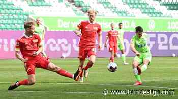 Wolfsburg gewinnt 3:0 gegen Union Berlin - Bundesliga.de
