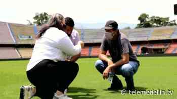Conmebol evalúa obras del estadio Atanasio Girardot - Telemedellín