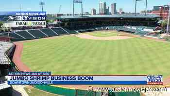 Jacksonville Jumbo Shrimp play important role in downtown success, local brewery says - ActionNewsJax.com